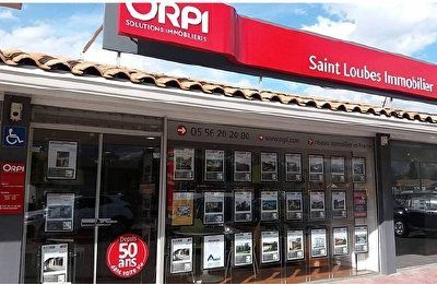 Agence Orpi Saint Loubes Immobilier