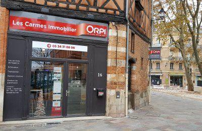 Agence Orpi Les Carmes