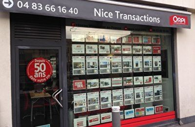Agence Nice Transactions