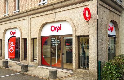 Agence Orpi Erilis