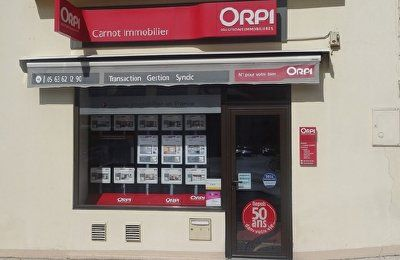 Agence Orpi Carnot Immobilier