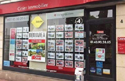 Agence Cinier Immobilier