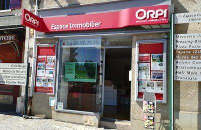 Agence Espace Immobilier - AMBAZAC