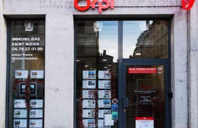 Agence Immobilière Saint Nizier