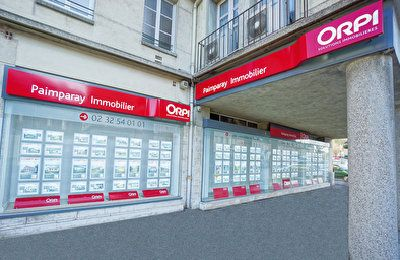 Agence ORPI PAIMPARAY IMMOBILIER