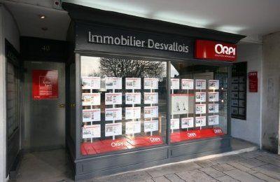 Agence Orpi Immobilier Desvallois