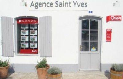 Agence Saint-Yves Les Portes en Ré