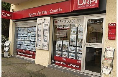 Agence des Pins - Courtin