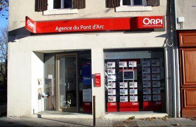 Agence Orpi Agence du Pont d'Arc