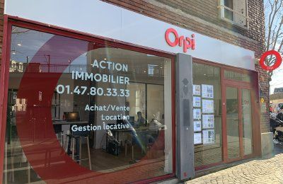 Agence Action Immobilier