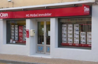 Agence MS Miribel Immobilier