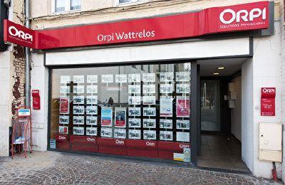 Agence ORPI Wattrelos