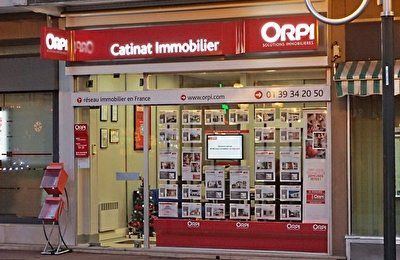 Agence ORPI Catinat Immobilier