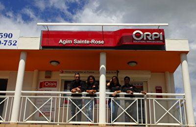Agence AGIM Sainte Rose