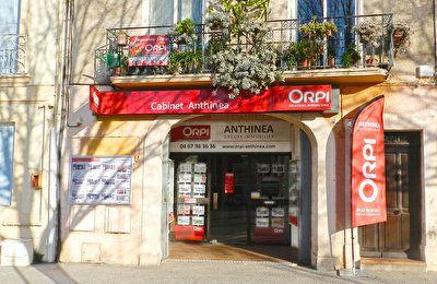 Agence Orpi Cabinet Anthinea PEZENAS