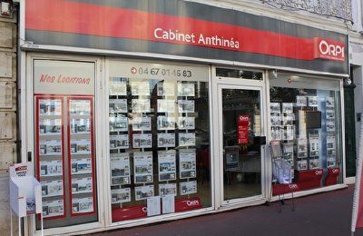Agence Cabinet  Anthinéa BEZIERS