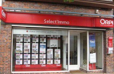 Agence Select' Immo - SAINT ANDRE DE L'EURE