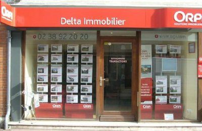 Agence Delta Immobilier Lorris