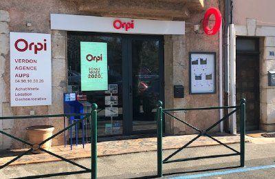 Agence Orpi Verdon Agence Aups