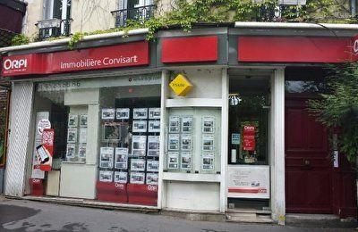 Agence Immobilier Corvisart