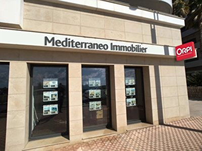 Agence Orpi Mediterraneo Immobilier