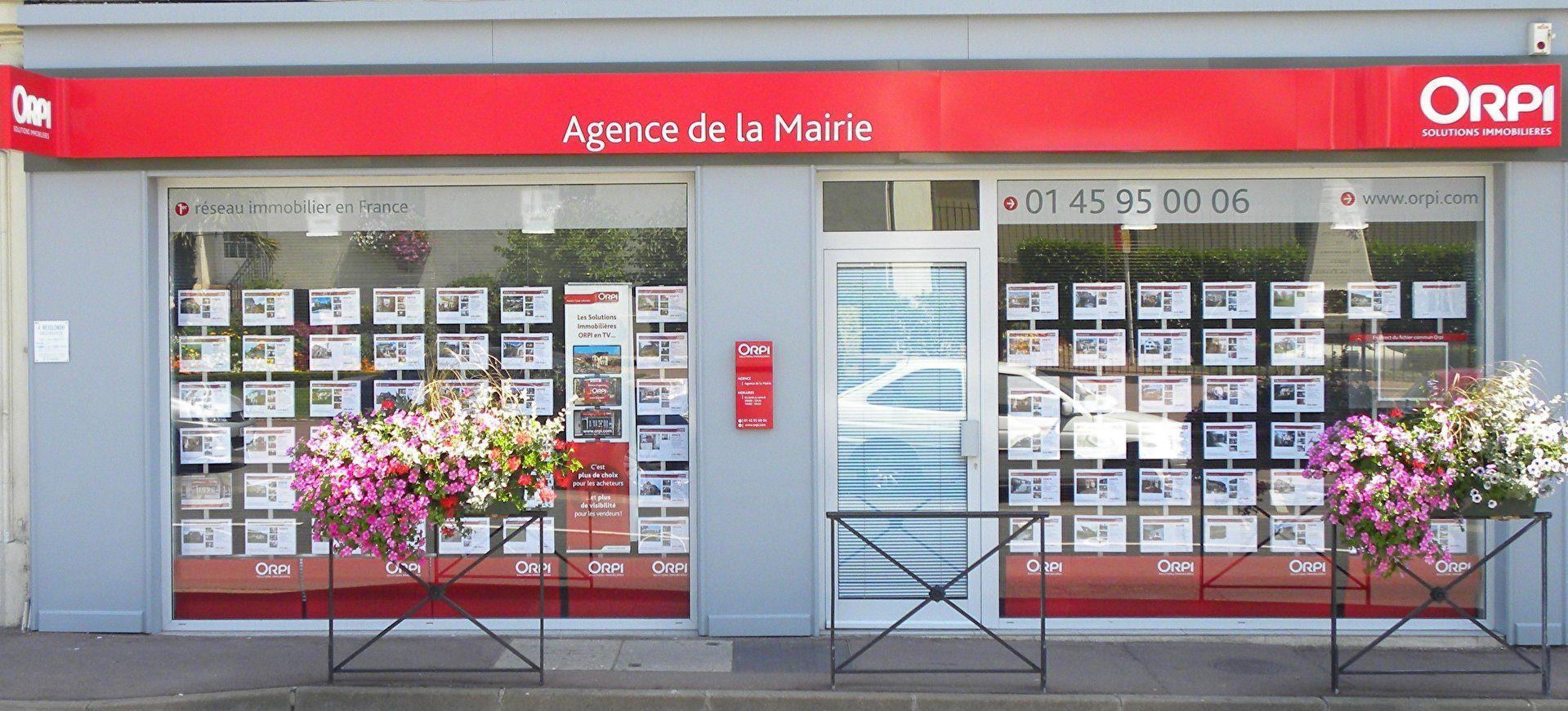 Agence de la Mairie Villecresnes