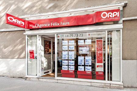 ORPI l'Agence Félix Faure
