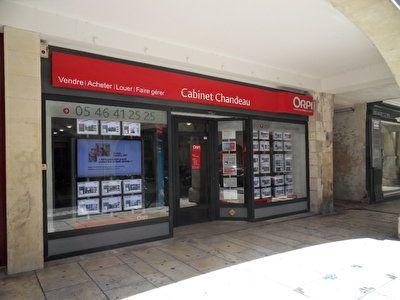 Cabinet Chandeau