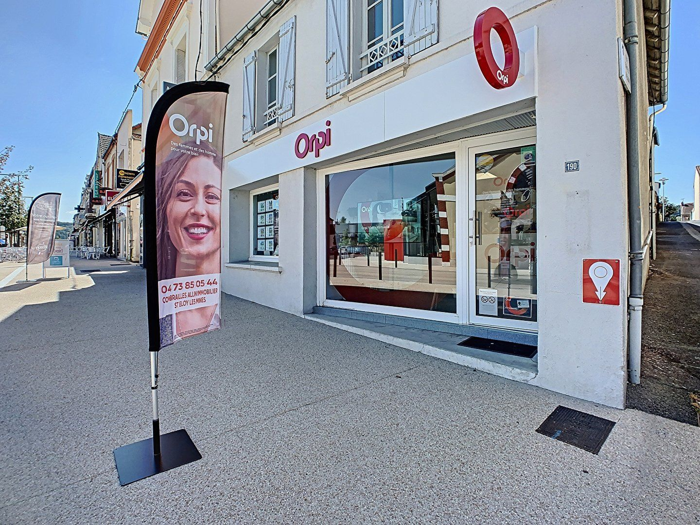 Combrailles Allin Immobilier