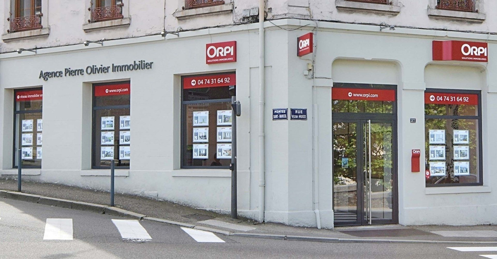 Pierre Olivier Immobilier