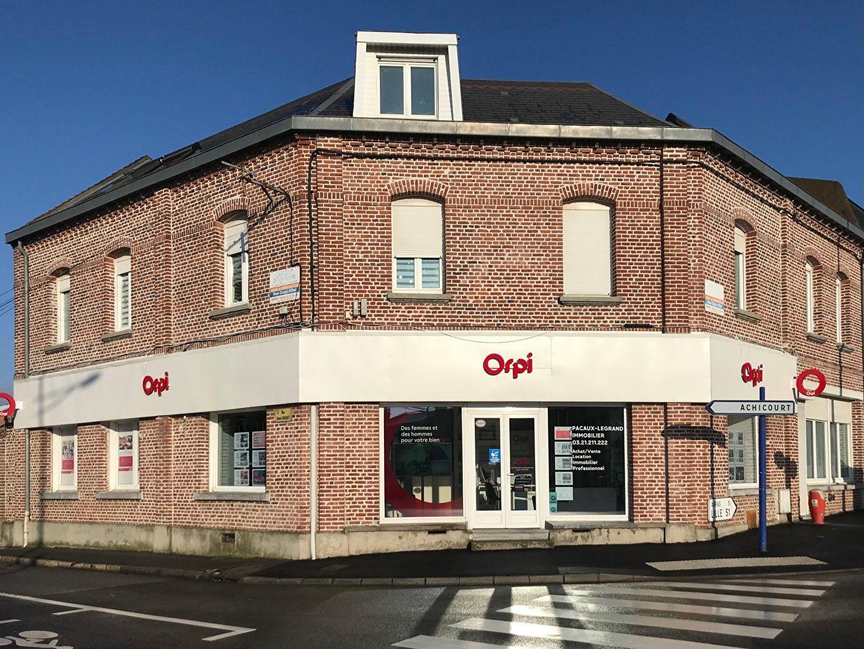 Pacaux - Legrand Immobilier - ARRAS
