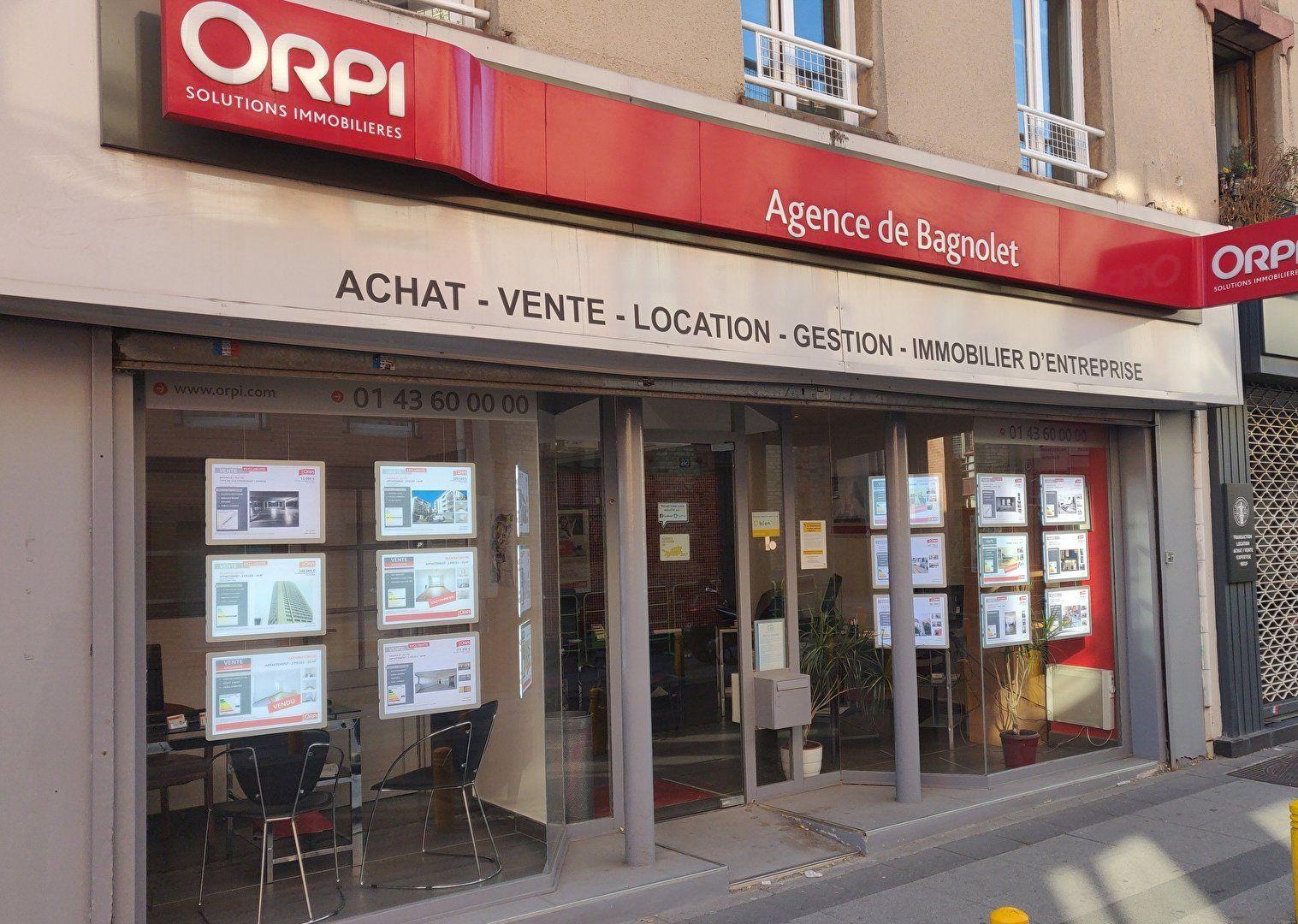 Agence Immobiliere Bagnolet De A