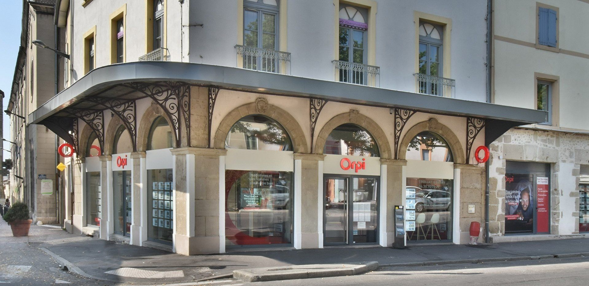 Trollat & Berry Immobilier