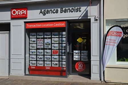 Agence immobili re mortagne au perche agence benoist for Agence immobiliere orpi