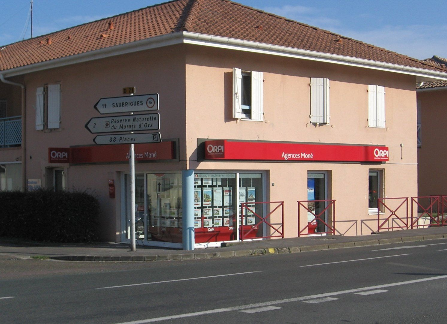 Agence Moné Labenne