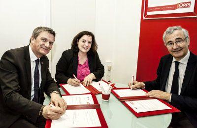 ORPI signe le premier Green Deal avec le ministère du Logement