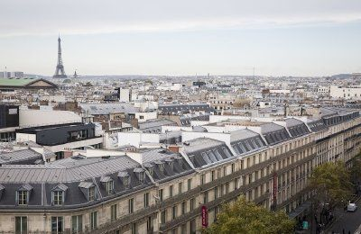 Carte des loyers de bureaux en fonction des stations de métro à Paris