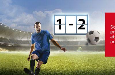 Football : pronostiquez et gagnez avec ORPI !
