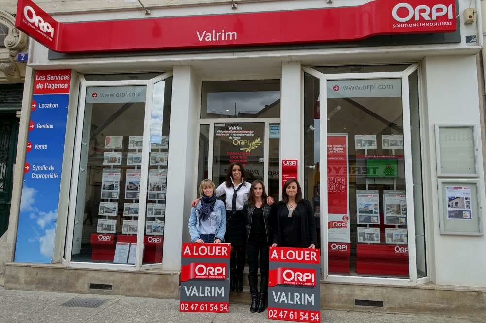 Agence immobili re tours valrim tours tours orpi for Agence immobiliere orpi