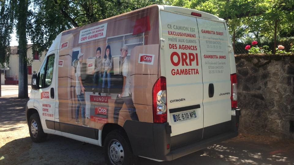 Demenagement orpi gambetta ouest immobilier limoges - Louer camion demenagement ...