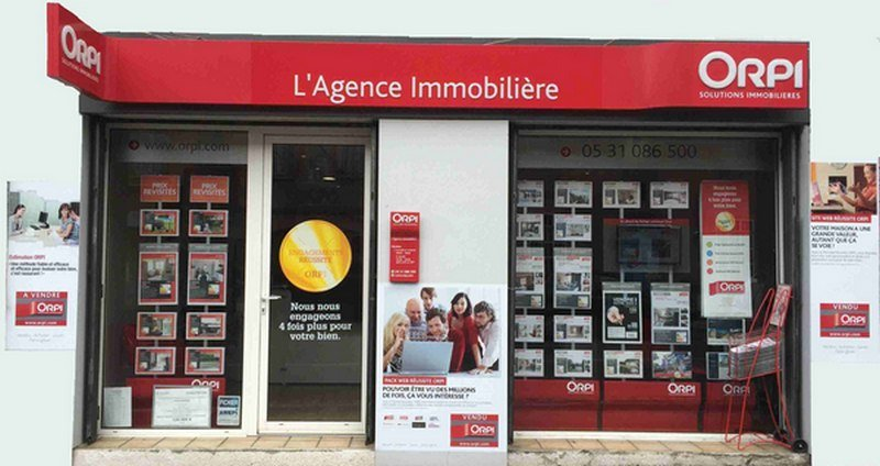 Agence immobili re toulouse l 39 agence immobili re for Agence immobiliere la maison