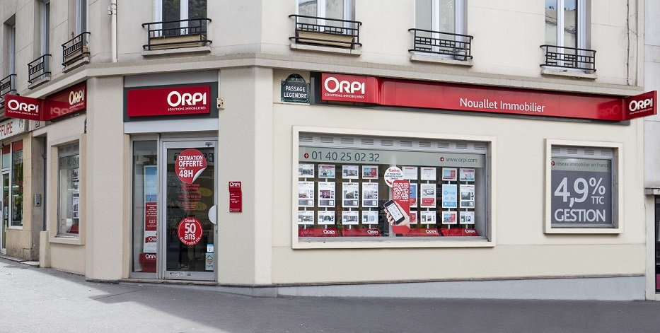 Agence immobili re paris nouallet immobilier paris orpi for Agence orpi location
