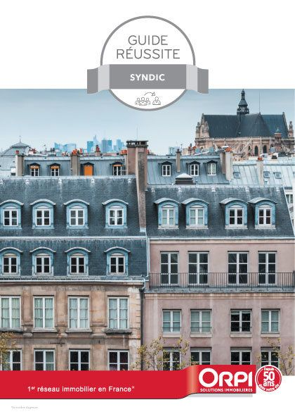 Guide réussite <br> Syndic