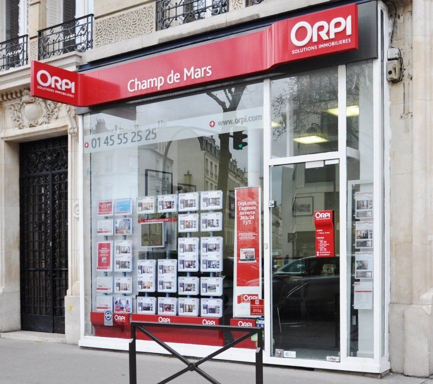 Agence immobili re paris champ de mars paris orpi for Agence orpi location