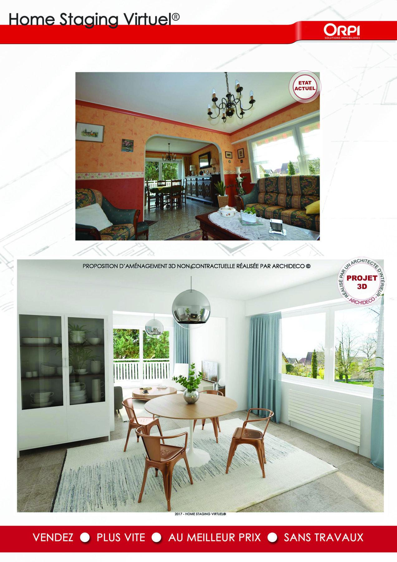 Home Staging Photos Avant Après nouveau* le home staging virtuel® arrive chez orpi