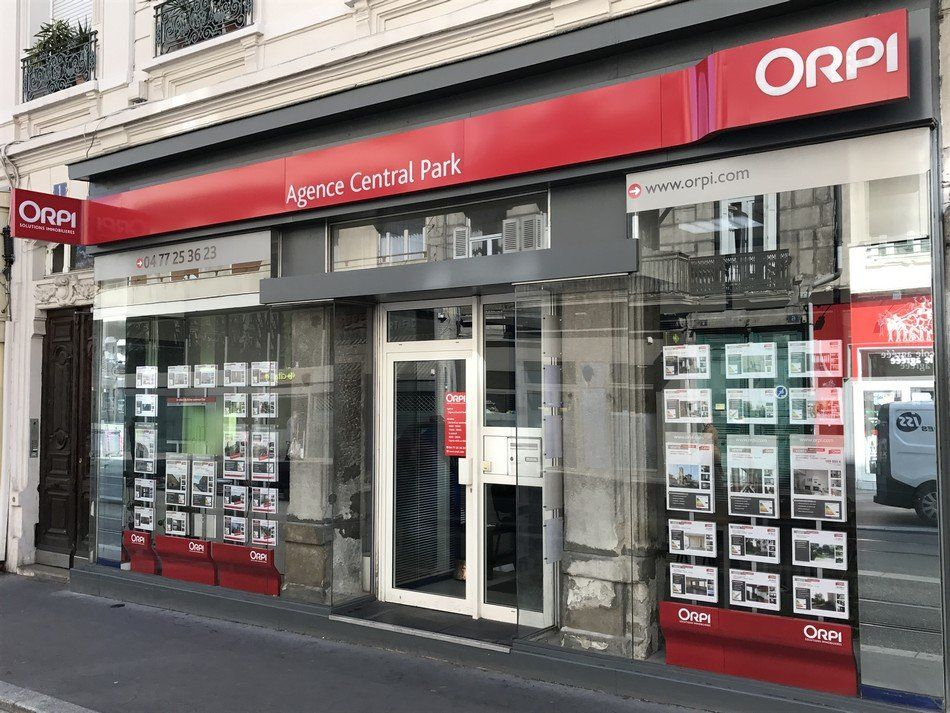 Agence immobili re saint etienne orpi central park for Agence immobiliere saint etienne