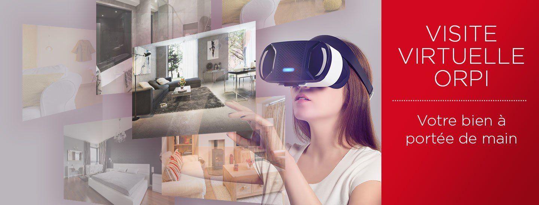 Les visites virtuelles avec ORPI