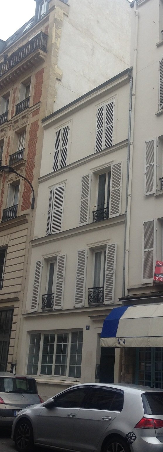 6 rue lantiez 75017 paris nouallet immobilier orpi for 5 rue belidor 75017 paris