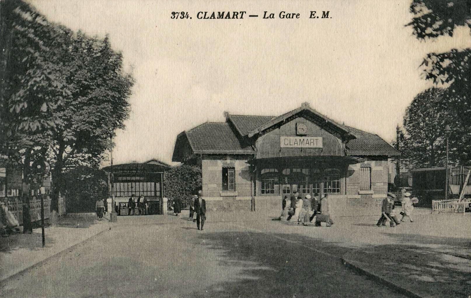 Location de maisons à Clamart Gare