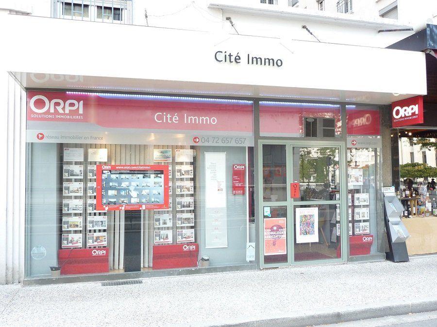 Agence immobili re villeurbanne cit immo villeurbanne for Agence immobiliere orpi